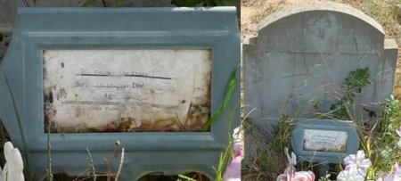 """STONE, MAGGIE """"LOUISE"""" - Lee County, Mississippi 