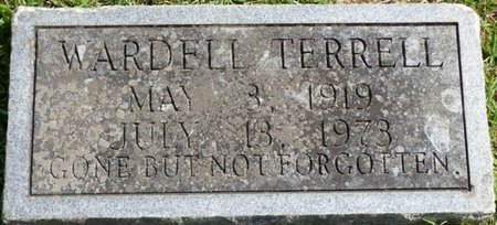 TERRELL, WARDELL - Lee County, Mississippi   WARDELL TERRELL - Mississippi Gravestone Photos