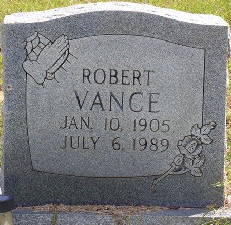 VANCE, ROBERT - Lee County, Mississippi   ROBERT VANCE - Mississippi Gravestone Photos
