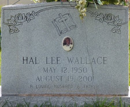 WALLACE, HAL LEE - Lee County, Mississippi   HAL LEE WALLACE - Mississippi Gravestone Photos
