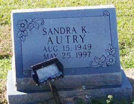 AUTRY, SANDRA K - Marion County, Mississippi   SANDRA K AUTRY - Mississippi Gravestone Photos
