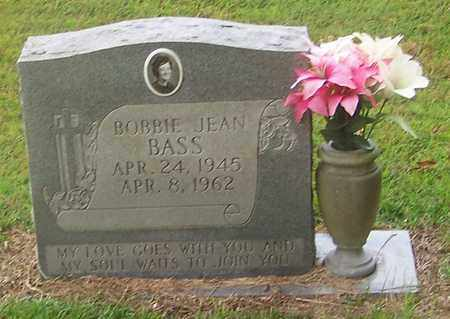 BASS, BOBBIE JEAN - Marion County, Mississippi | BOBBIE JEAN BASS - Mississippi Gravestone Photos