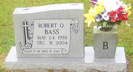 BASS, ROBERT O - Marion County, Mississippi | ROBERT O BASS - Mississippi Gravestone Photos