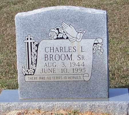 BROOM, CHARLES L SR - Marion County, Mississippi   CHARLES L SR BROOM - Mississippi Gravestone Photos