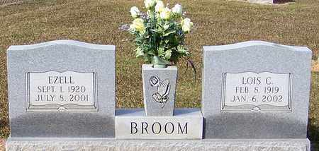 BROOM, EZELL - Marion County, Mississippi | EZELL BROOM - Mississippi Gravestone Photos