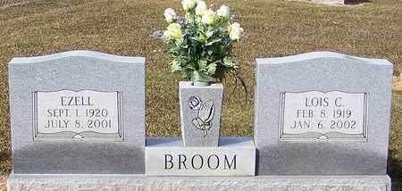BROOM, LOIS C - Marion County, Mississippi | LOIS C BROOM - Mississippi Gravestone Photos