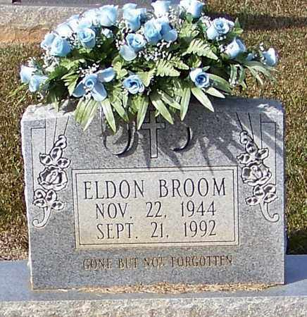 BROOM, ELDON - Marion County, Mississippi | ELDON BROOM - Mississippi Gravestone Photos