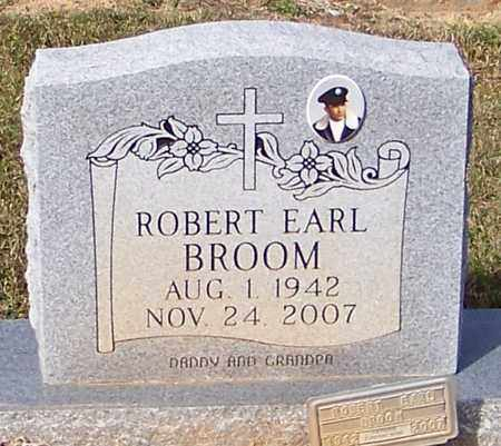 BROOM, ROBERT EARL - Marion County, Mississippi | ROBERT EARL BROOM - Mississippi Gravestone Photos