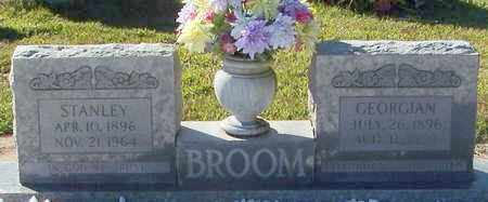 BROOM, GEORGIAN - Marion County, Mississippi | GEORGIAN BROOM - Mississippi Gravestone Photos