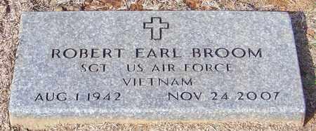 BROOM (VETERAN VIET), ROBERT EARL - Marion County, Mississippi | ROBERT EARL BROOM (VETERAN VIET) - Mississippi Gravestone Photos