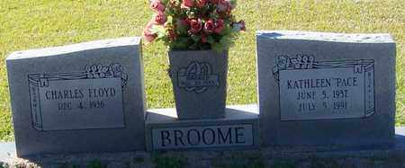 PACE BROOME, KATHLEEN - Marion County, Mississippi | KATHLEEN PACE BROOME - Mississippi Gravestone Photos