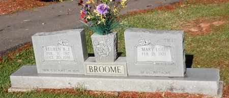 "BROOME, RUEBEN ""R J"" - Marion County, Mississippi | RUEBEN ""R J"" BROOME - Mississippi Gravestone Photos"