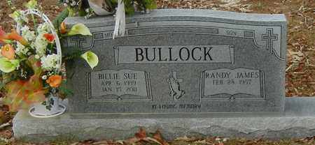 BULLOCK, BILLIE SUE - Marion County, Mississippi | BILLIE SUE BULLOCK - Mississippi Gravestone Photos