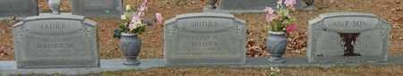 BULLOCK, DELOS O SR - Marion County, Mississippi | DELOS O SR BULLOCK - Mississippi Gravestone Photos