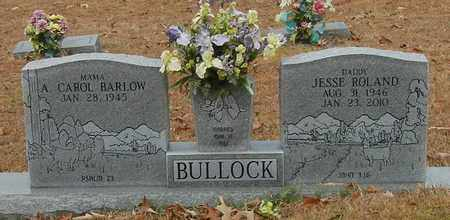 BULLOCK, JESSE ROLAND SR - Marion County, Mississippi | JESSE ROLAND SR BULLOCK - Mississippi Gravestone Photos