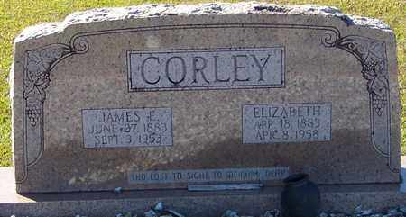 CORLEY, JAMES E - Marion County, Mississippi | JAMES E CORLEY - Mississippi Gravestone Photos