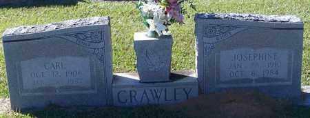 CRAWLEY, JOSEPHINE - Marion County, Mississippi | JOSEPHINE CRAWLEY - Mississippi Gravestone Photos