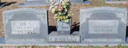 CRAWLEY, EDNA Z - Marion County, Mississippi | EDNA Z CRAWLEY - Mississippi Gravestone Photos