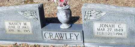 CRAWLEY, NANCY MCNEESE - Marion County, Mississippi | NANCY MCNEESE CRAWLEY - Mississippi Gravestone Photos
