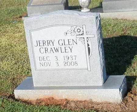 CRAWLEY, JERRY GLEN - Marion County, Mississippi | JERRY GLEN CRAWLEY - Mississippi Gravestone Photos