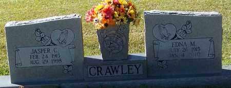 CRAWLEY, JASPER C - Marion County, Mississippi | JASPER C CRAWLEY - Mississippi Gravestone Photos