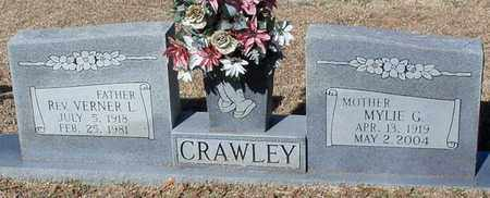 CRAWLEY, MYLIE G - Marion County, Mississippi | MYLIE G CRAWLEY - Mississippi Gravestone Photos