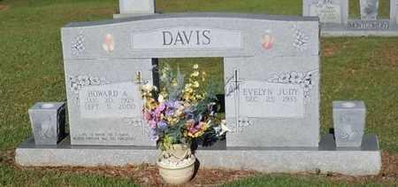 DAVIS, HOWARD A - Marion County, Mississippi   HOWARD A DAVIS - Mississippi Gravestone Photos