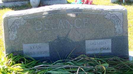 DELANCEY, EVAN - Marion County, Mississippi   EVAN DELANCEY - Mississippi Gravestone Photos