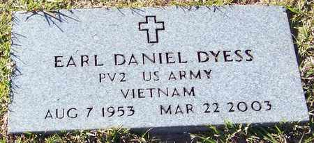 DYESS (VETERAN VIET), EARL DANIEL - Marion County, Mississippi | EARL DANIEL DYESS (VETERAN VIET) - Mississippi Gravestone Photos