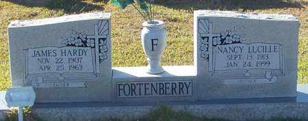 FORTENBERRY, JAMES HARDY - Marion County, Mississippi | JAMES HARDY FORTENBERRY - Mississippi Gravestone Photos