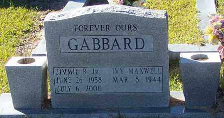 GABBARD, JIMMIE R JR - Marion County, Mississippi | JIMMIE R JR GABBARD - Mississippi Gravestone Photos
