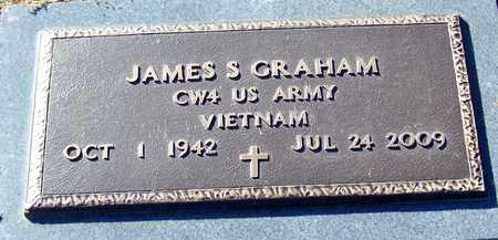 GRAHAM (VETERAN VIET), JAMES STEWART SR - Marion County, Mississippi | JAMES STEWART SR GRAHAM (VETERAN VIET) - Mississippi Gravestone Photos