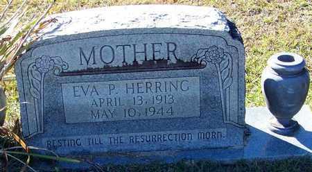 HERRING, EVA P - Marion County, Mississippi | EVA P HERRING - Mississippi Gravestone Photos