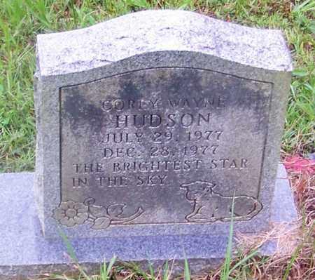 HUDSON, COREY WAYNE - Marion County, Mississippi | COREY WAYNE HUDSON - Mississippi Gravestone Photos