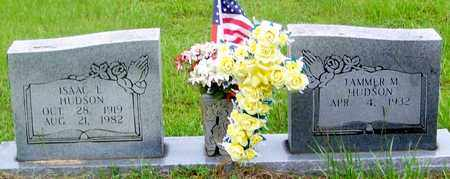 HUDSON, ISAAC L - Marion County, Mississippi | ISAAC L HUDSON - Mississippi Gravestone Photos