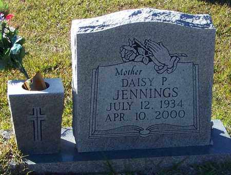 JENNINGS, DAISY P - Marion County, Mississippi | DAISY P JENNINGS - Mississippi Gravestone Photos