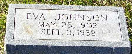 JOHNSON, EVA - Marion County, Mississippi   EVA JOHNSON - Mississippi Gravestone Photos