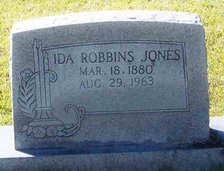 JONES, IDA - Marion County, Mississippi | IDA JONES - Mississippi Gravestone Photos