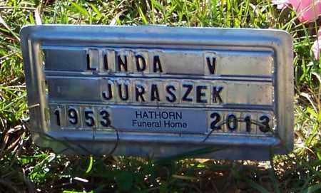 JURASZEK, LINDA VICTORIA - Marion County, Mississippi | LINDA VICTORIA JURASZEK - Mississippi Gravestone Photos