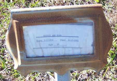KING, MATTIE ANN - Marion County, Mississippi | MATTIE ANN KING - Mississippi Gravestone Photos