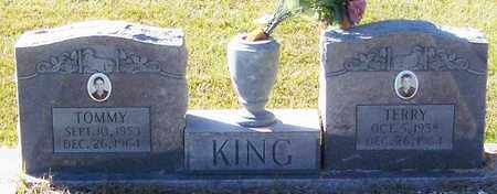 KING, TERRY - Marion County, Mississippi | TERRY KING - Mississippi Gravestone Photos