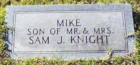 KNIGHT, MIKE - Marion County, Mississippi | MIKE KNIGHT - Mississippi Gravestone Photos