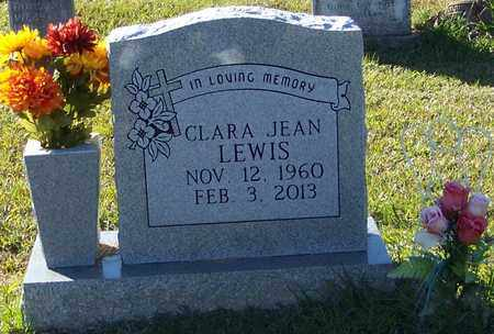 LEWIS, CLARA JEAN - Marion County, Mississippi | CLARA JEAN LEWIS - Mississippi Gravestone Photos