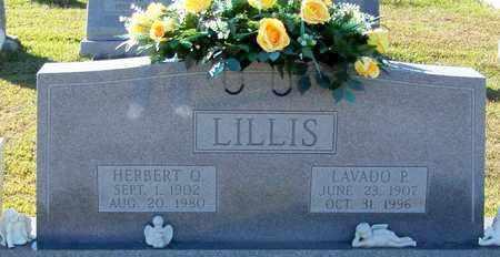 LILLIS, LAVADO P - Marion County, Mississippi | LAVADO P LILLIS - Mississippi Gravestone Photos
