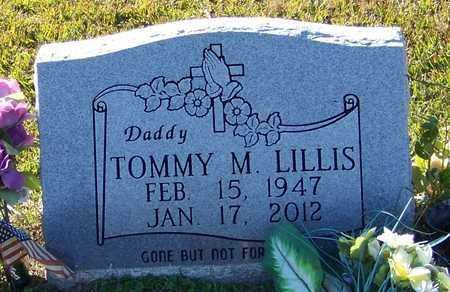 LILLIS, TOMMY M - Marion County, Mississippi | TOMMY M LILLIS - Mississippi Gravestone Photos