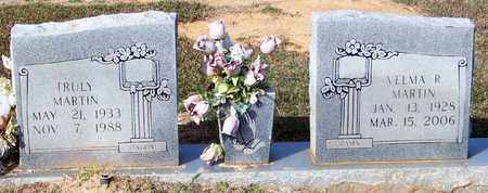 MARTIN, VELMA R - Marion County, Mississippi | VELMA R MARTIN - Mississippi Gravestone Photos