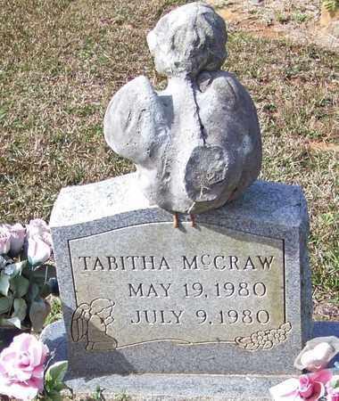 MCCRAW, TABITHA - Marion County, Mississippi | TABITHA MCCRAW - Mississippi Gravestone Photos