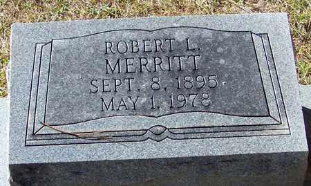 MERRITT (CLOSE UP), ROBERT LORANSKY - Marion County, Mississippi | ROBERT LORANSKY MERRITT (CLOSE UP) - Mississippi Gravestone Photos
