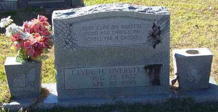 OVERSTREET, CLYDE H - Marion County, Mississippi | CLYDE H OVERSTREET - Mississippi Gravestone Photos