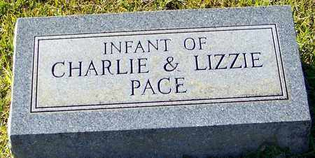 PACE, INFANT - Marion County, Mississippi | INFANT PACE - Mississippi Gravestone Photos